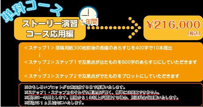 ストーリー演習コース応用編